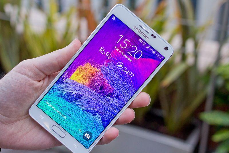 Galaxy Note 5 RAM
