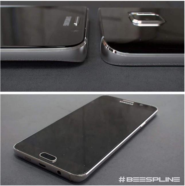 Galaxy Note 5 rendus