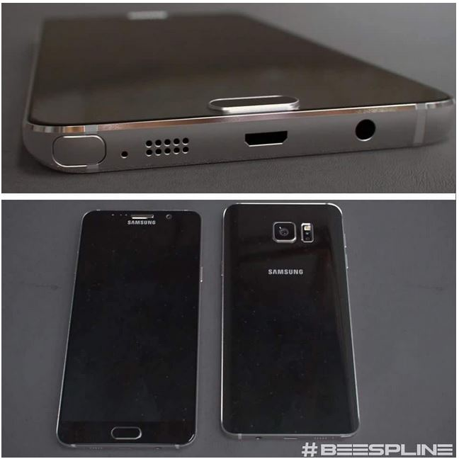 Galaxy Note 5 USB face dos