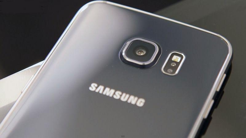 Galaxy S6 dos verre