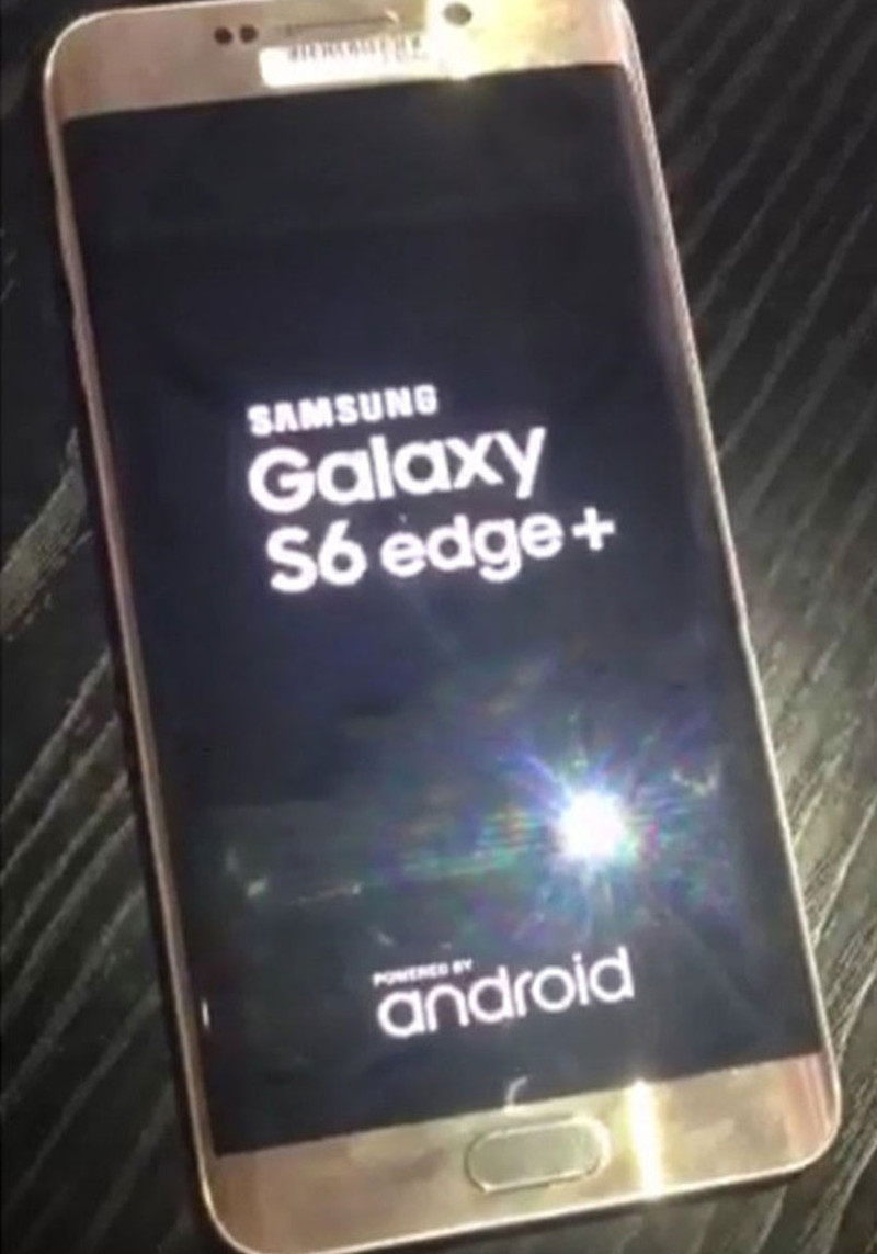 Samsung S6 Edge plus presentation 13 aout