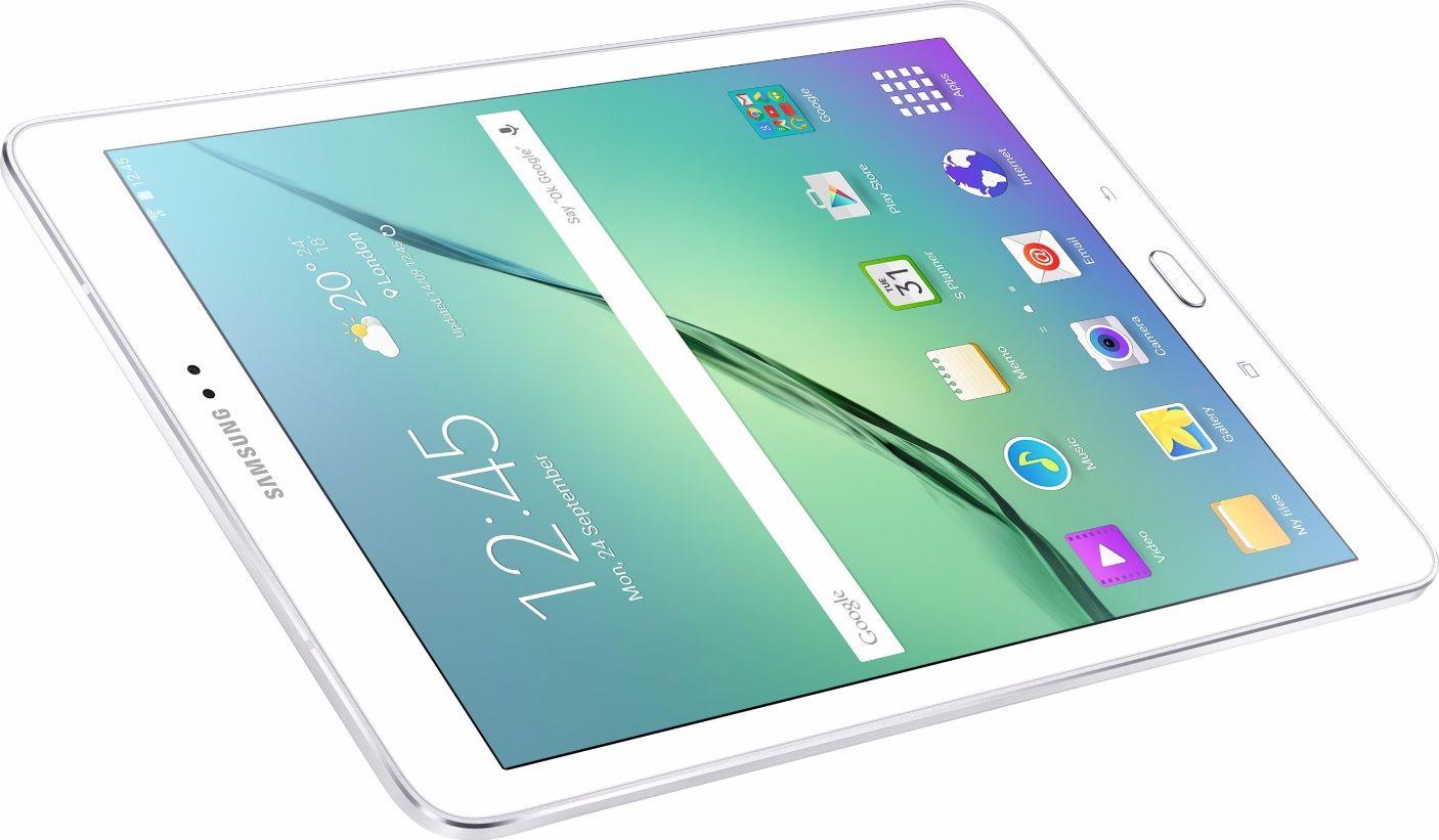 Galaxy Tab S2 blanche