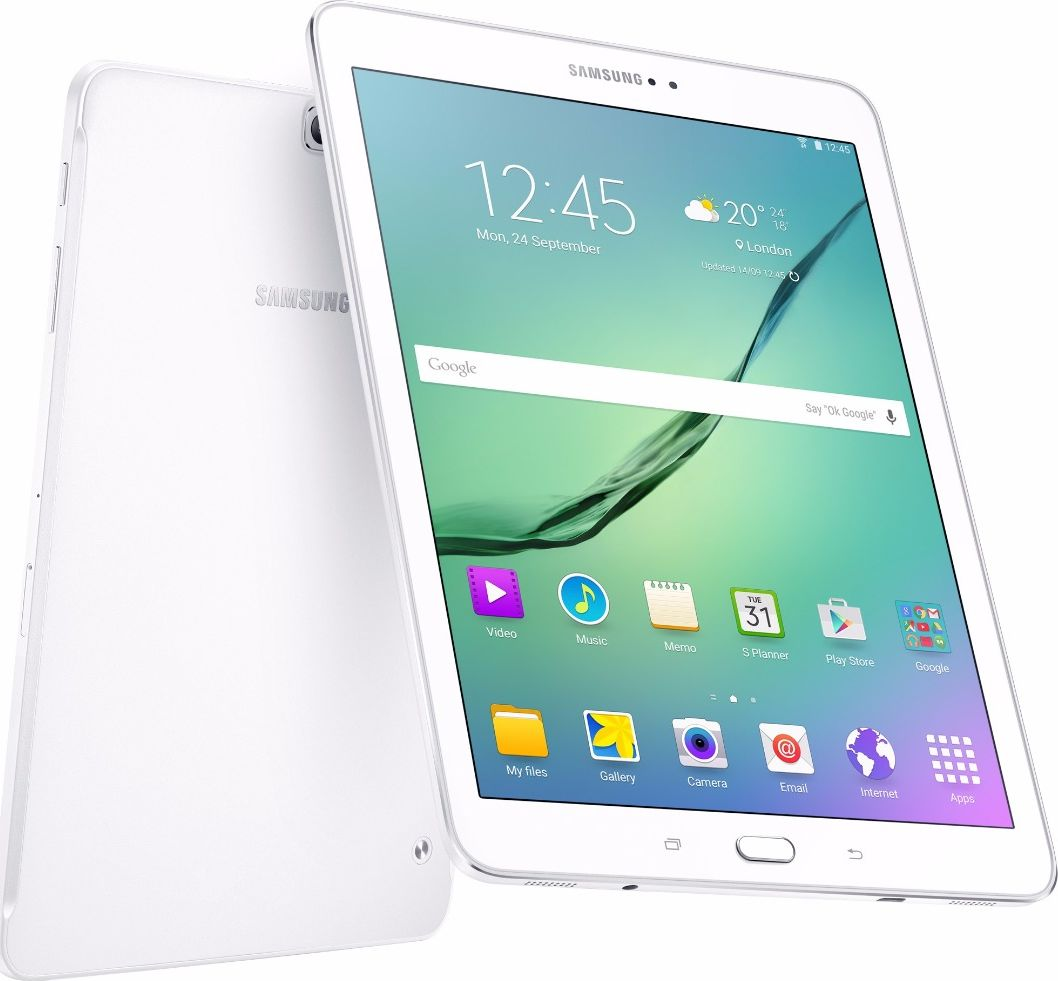 Galaxy Tab S2 dos face