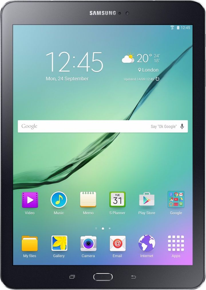 Galaxy Tab S2 face