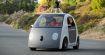 Google Car : trois blessés dans une collision causée par un vrai conducteur