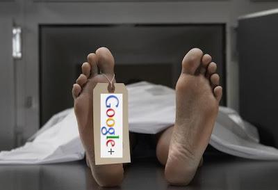 google plus fin