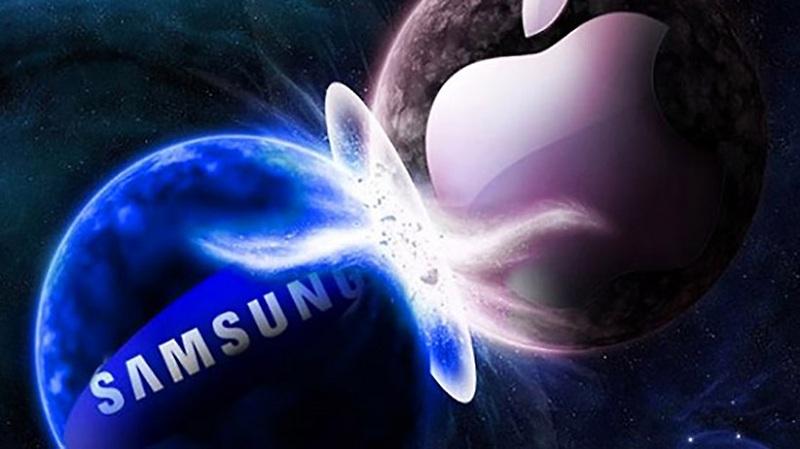 Guerre Brevets Apple Samsung