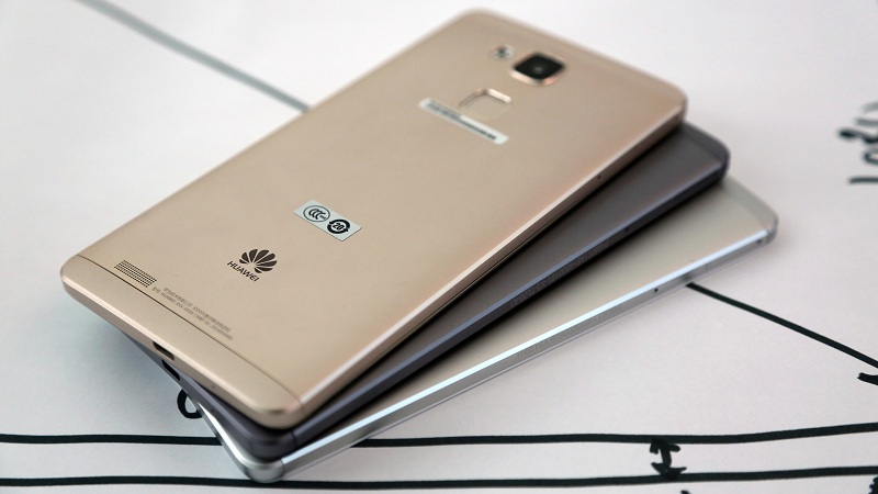 Huawei Mate 8 aspects techniques