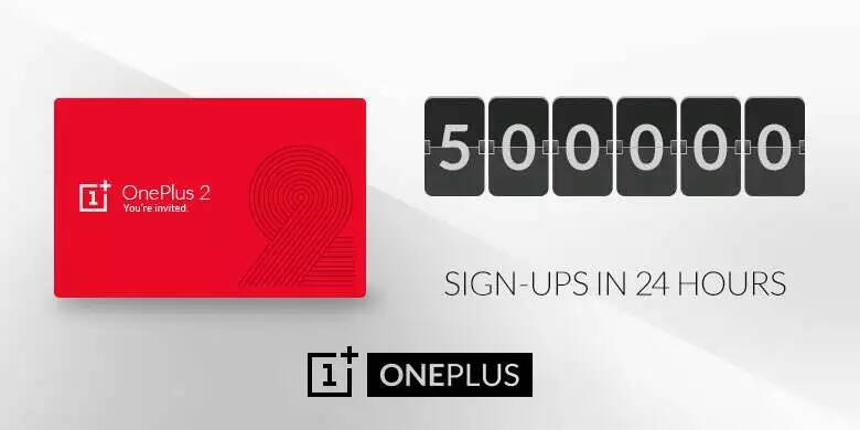 OnePlus 2 invitations
