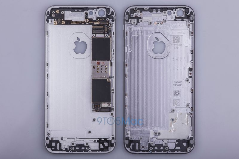 iPhone 6 interieur