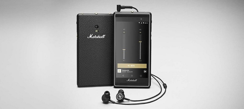 Marshal London smartphone audiophile