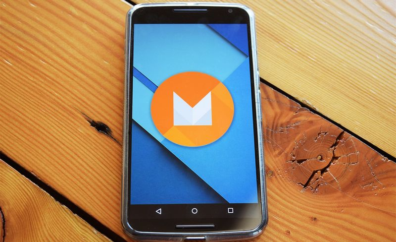 mise a jour Android M