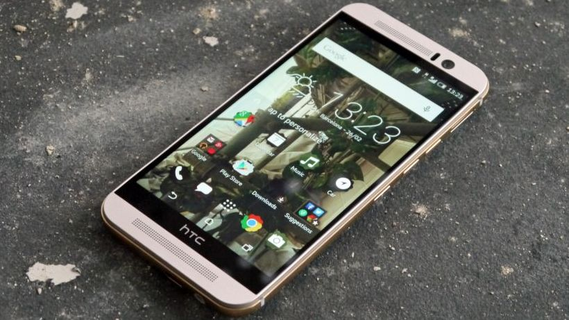 mise a jour HTC One M9