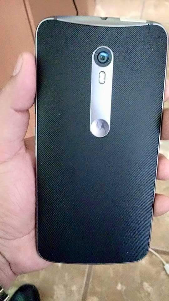 Moto X 2015 camera