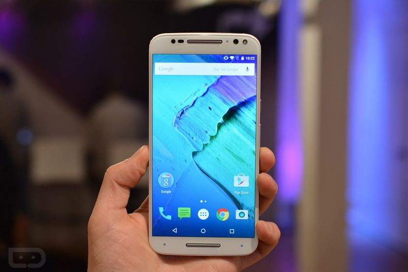 Moto X Style Android M