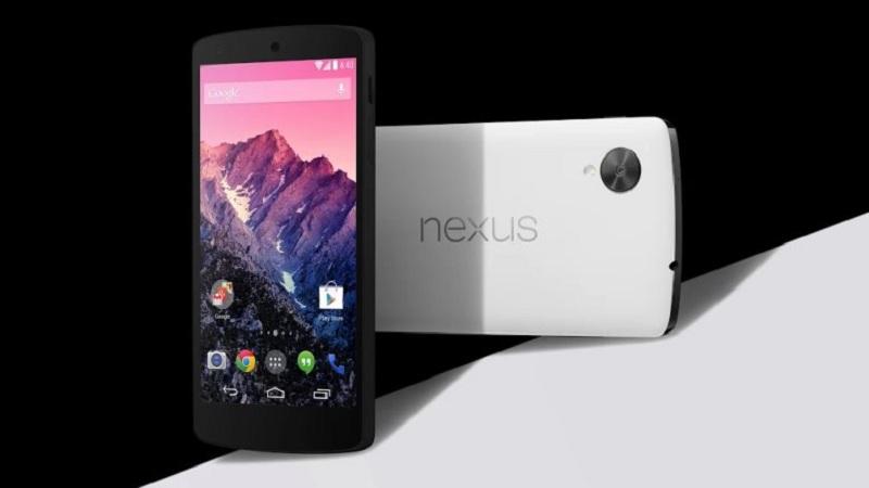 Nexus 5 2015 smartphone benchmark AnTuTu