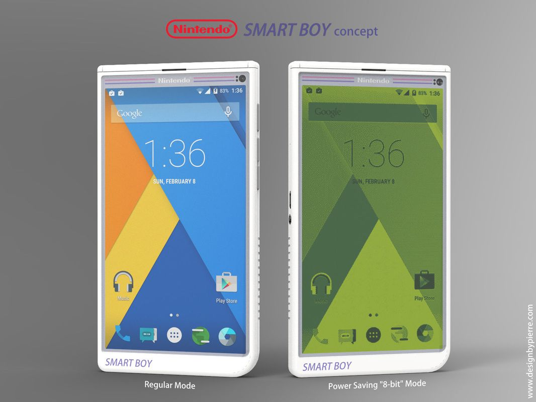 Nintendo Android