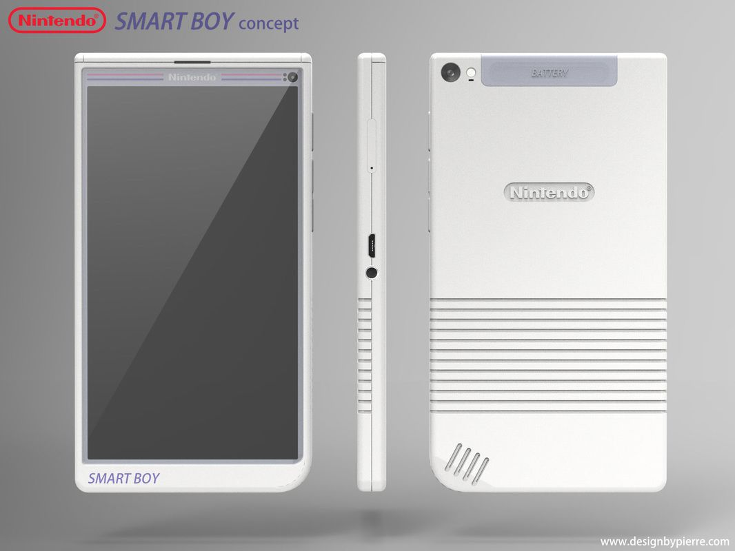 Nintendo smart boy