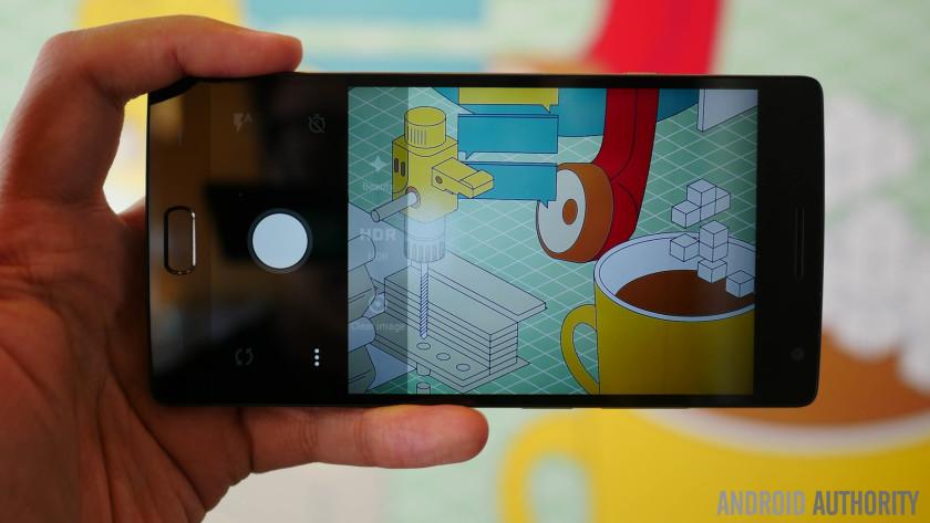 Comparatif OnePlus One OnePlus Two appareil photo