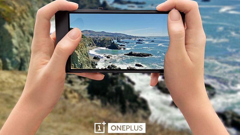 oneplus 2 appareil photo design