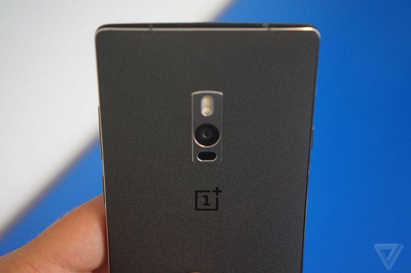OnePlus 2 appareil photo