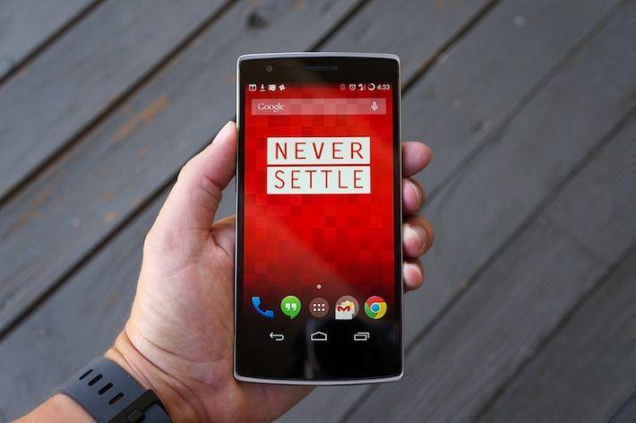 OnePlus One ecran