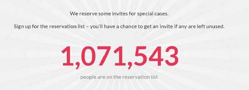 OnePlus 2 reservations million