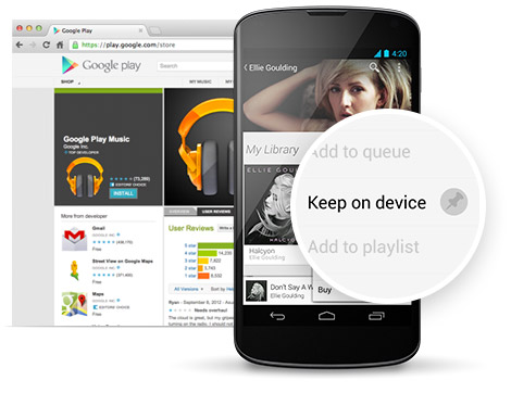 google play musique un bug supprime vos titres sauvegard s sur la carte sd. Black Bedroom Furniture Sets. Home Design Ideas