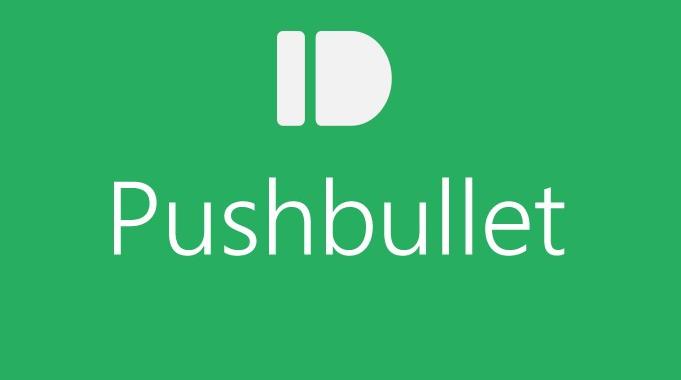 Pushbullet mise a jour historique conversations