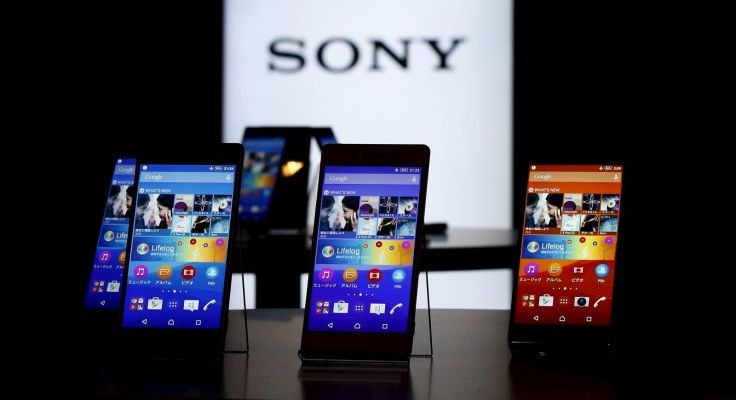 resultats financiers Sony