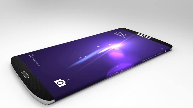 Samsung ecran mobile 11K 2018
