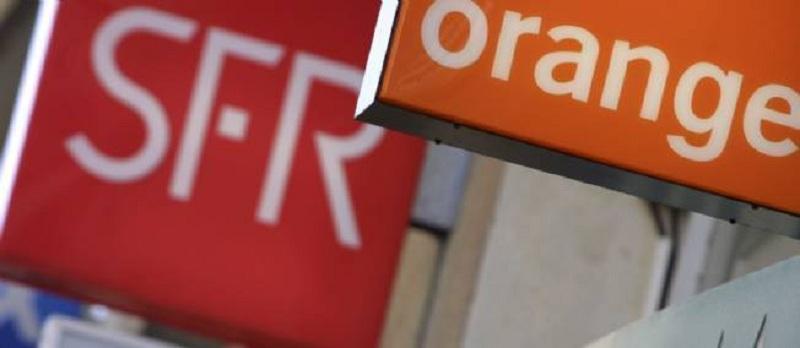 SFR Orange 500 millions