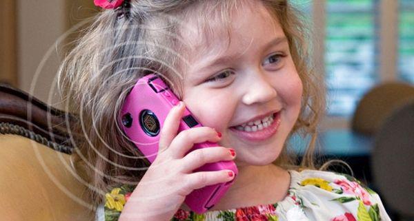 smartphone ondes enfant