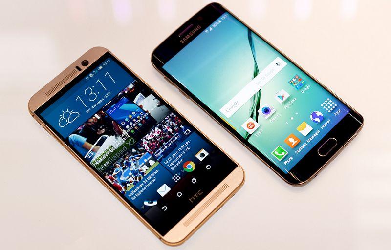 smartphones plus puissants 2015