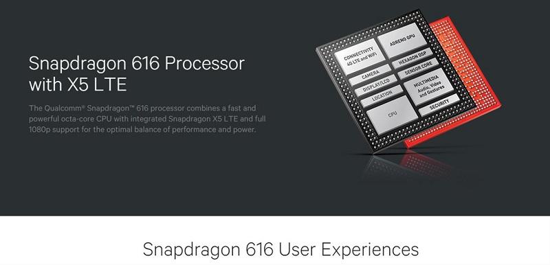 Snapdragon 616 presentation