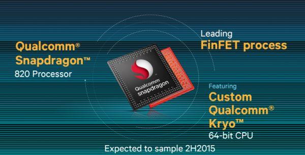Snapdragon 820 Kryo
