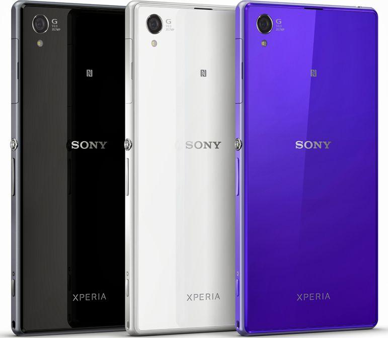 Sony Xperia Z1 dos