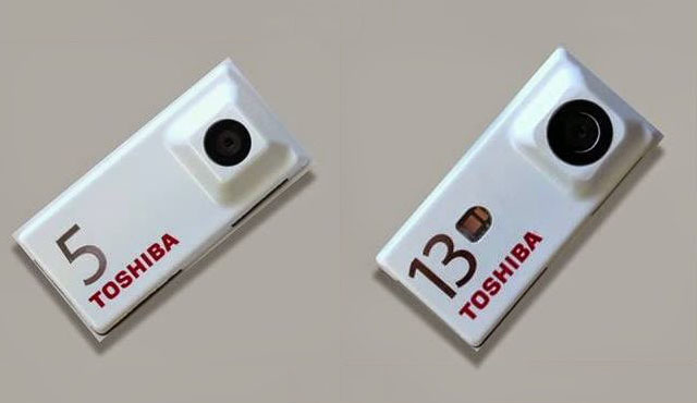capteur photo toshiba