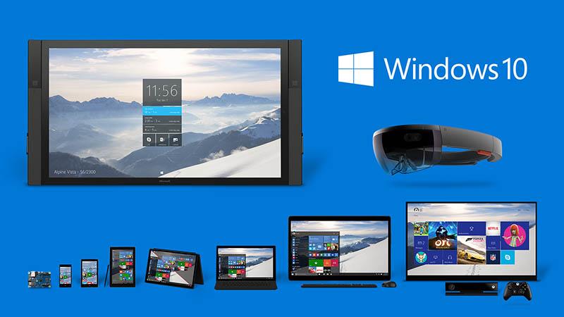 windows 10 10 appareils connectes seulement