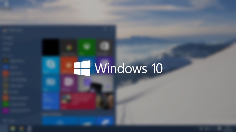 windows 10 packaging officiel