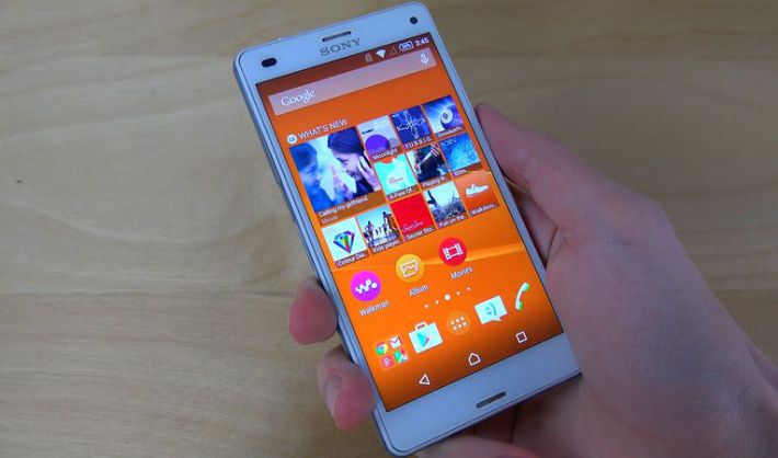 Sony Xperia Z2 Z3 Lollipop