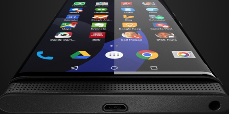 BlackBerry Venice fuite Android