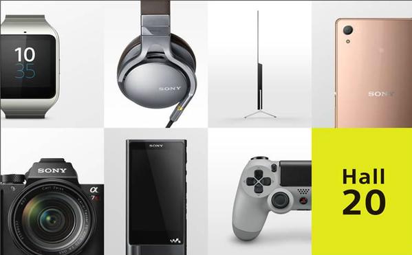 Sony conference presse 2 septembre