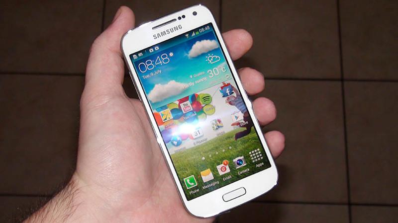 nouveau Galaxy S4 mini plus