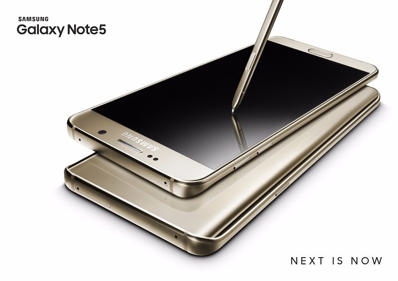 Galaxy Note 5 stylet S-Pen