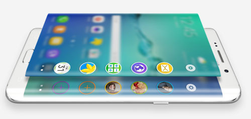 Galaxy S6 edge plus applications