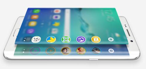Galaxy S6 edge plus applications