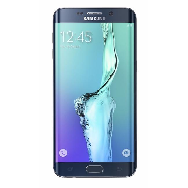 Galaxy S6 Edge + noir face