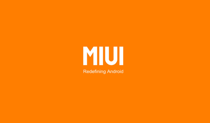 MIUI nouvelle version