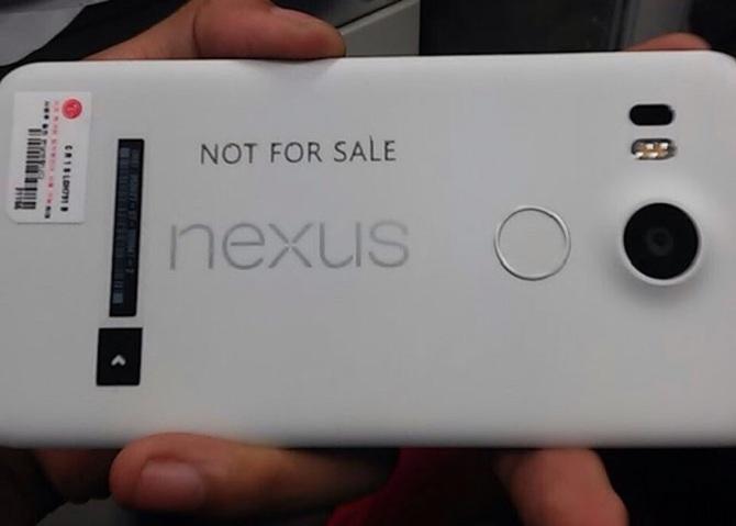 date de sortie du Nexus 5 2015